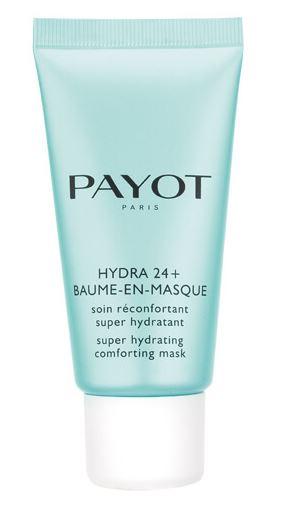 Payot Hydra 24+ Baume en Masque, Gesichtspflege, Maske für normale, trockene, unreine, dehydrierte Haut, 50ml