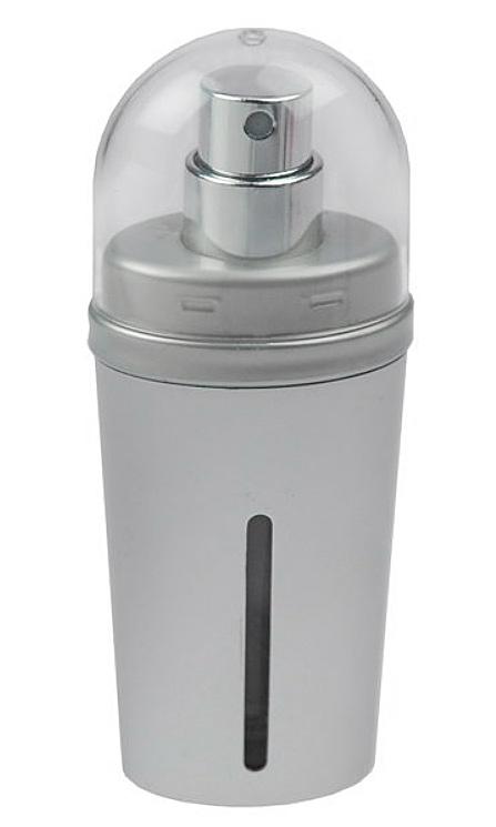 Zerstäuber, Kosmetex Taschenzerstäuber 15 ml Parfümzerstäuber 9 cm, Pump Zerstäuber für Unterwegs