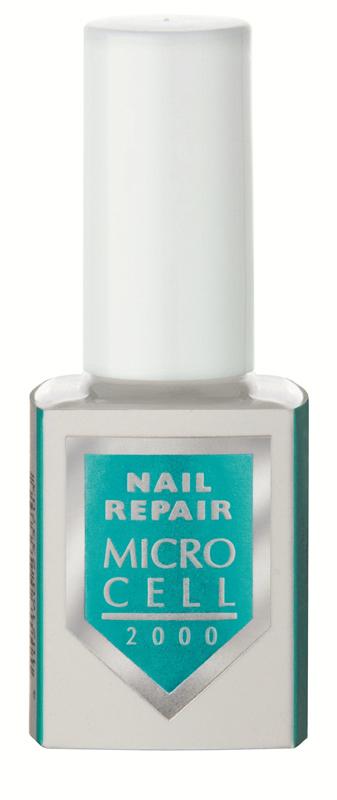 Micro Cell Nail Repair, bei brechende, splitternde, weiche, einreißende, und spröde Nägel, 12 ml