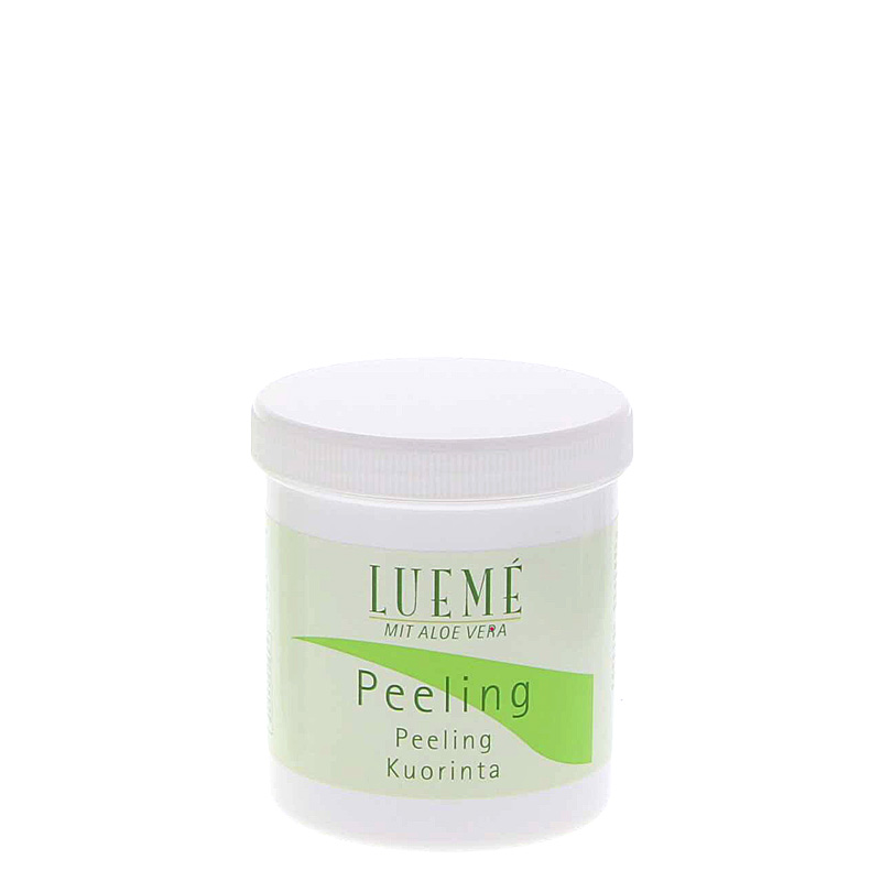 Lueme Peeling mit Aloe Vera Gesichtspeeling, 270 ml