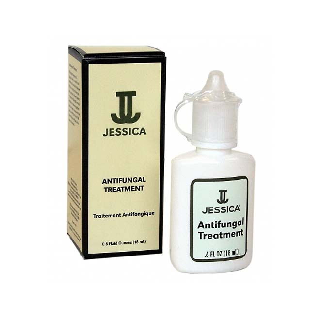 Antifungal Jessica - Pilz Tinktur, vorbeugend gegen Pilzbefall der Nägel und Haut, 18ml