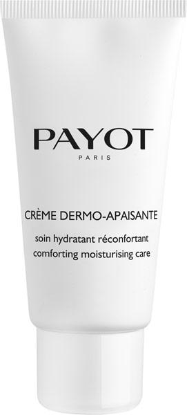 PAYOT Crème Dermo Apaisante, Gesichtscreme, lindert Spannungen und Irritationen, Sensi Expert, 50ml
