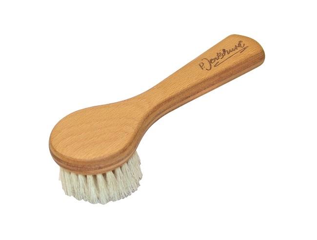 Gesichtsbürste P. Jentschura wohltuende Massage- und Peelingbürste für Gesicht
