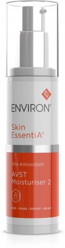 Environ SkinEssentiA AVST 2, Vitamin Creme bei Hautschäden Pigmentflecken, Altersflecken, 50ml