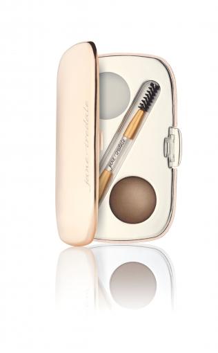 jane iredale - Great Shape Eyebrow Kit - Brunette handliche Augenbrauen-Kit