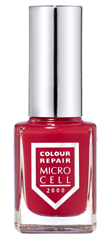 Micro Cell 2000 Nagellack, Really Red 34055, Rot, Colour Repair, 11ml