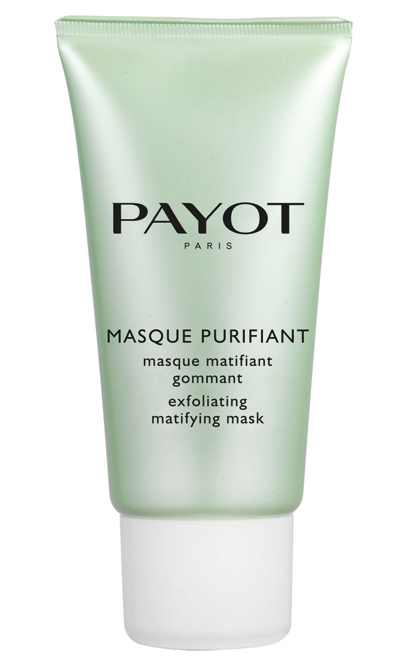Payot Masque Purifiante, Gesichtsmaske, Hautunreinheiten, Mischhaut, Expert Purete, 50ml