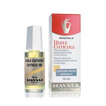 MAVALA Nagelhaut Öl, für die tägliche Pflege der Nagelhaut, bei trockene, eingerissene und spröde Nagelhaut, 10ml