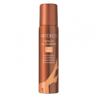 Bronzing Spray on Leg Foundation, 3, sand Bräunungsspray für die Beine, Artdeco