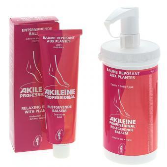 Akileine Rot, Entspannende Fußpflege für strapazierte, erhitzte und müde Füße