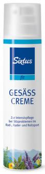 Sixtus Sixtufit Gesäßcreme, Radlercreme, Popocreme, gegen Wundscheuern (nicht nur) im Gesäßbereich 30 ml