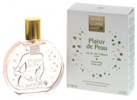 Mary Cohr - Plaisir de Peau- Körperspray, 100ml Noten von Rose, Schwarze Johannisbeere und Zitrone