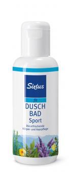Sixtus Sixtufit Sportduschbad, Duschgel zur täglichen Körper- und Haarpflege beim Sport