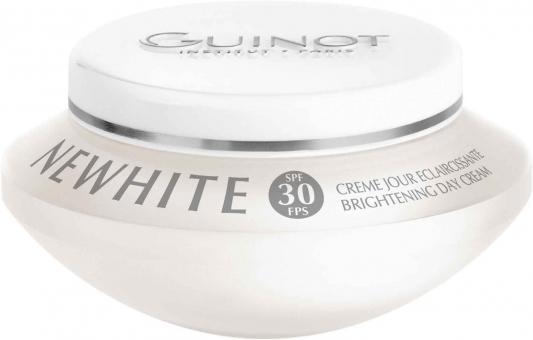 Newhite Creme Jour Eclaircissante, Tagescreme LSF30, Pigment, Altersflecken GUINOT, 50ml