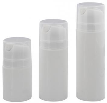 Leerer Kosmetex Airless Pumpspender, Cremespender, Lotion und Gelspender zum selbst Befüllen