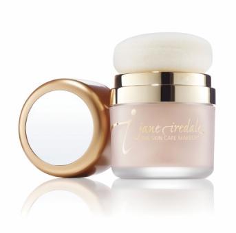 jane iredale Powder Me SPF 30 Translucent, Sonnenschutzpuder Enthält Titandioxid und sonnengetrocknete natürliche Tonerde