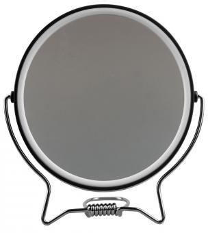 rasierspiegel spiegel 2 fach zum stellen oder aufh ngen kosmetik. Black Bedroom Furniture Sets. Home Design Ideas