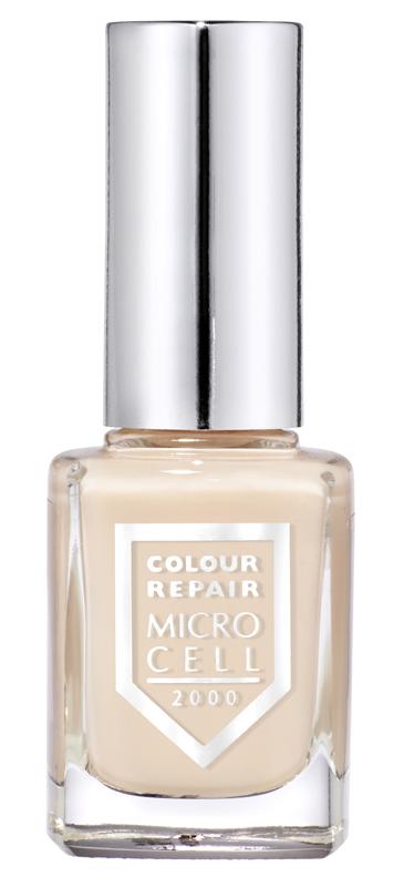 Micro Cell 2000 Nagellack, Dolce Vita 34075, der natürliche Nude-Look für die Nägel, hell Beige, Colour Repair, 11ml