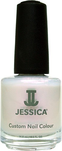 Jessica Nagellack 349 Chic, Weiss Perlmutt 14,8 ml J-UPC349