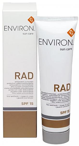 Environ RAD SPF15, Sonnenschutzcreme für alle Hauttypen, 100ml