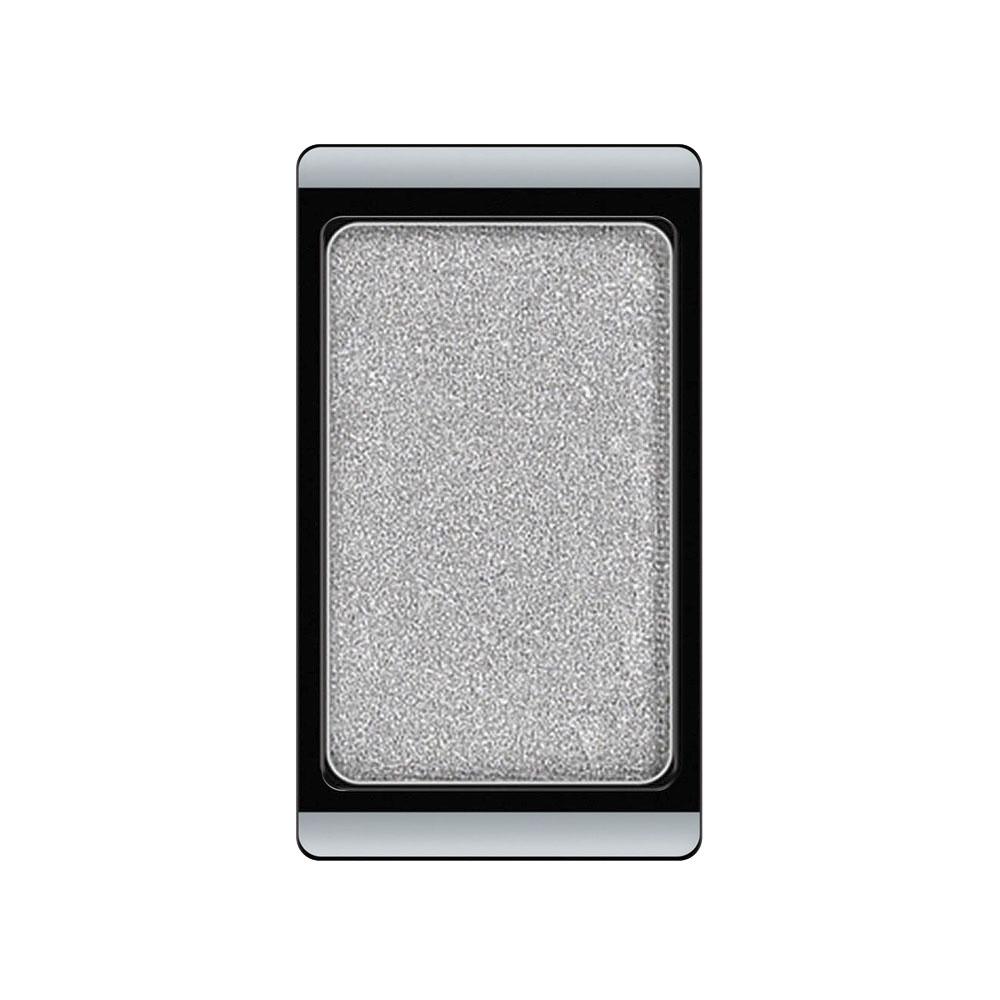 Lidschatten, 06, pearly light silver grey graues Perlensilber, Perllidschatten, Artdeco ad30-06