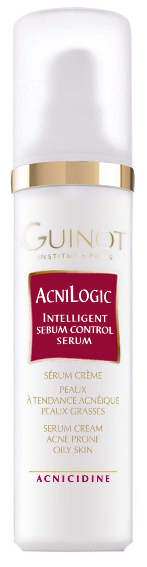 guinot acnilogic intelligent serum. Black Bedroom Furniture Sets. Home Design Ideas