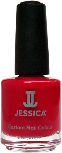 Jessica Nagellack 257 Fire, Rot, 14,8 ml J-UPC257