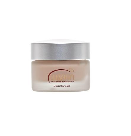 LUBANA basische Gesichtsmaske, pH 7,6, ohne Silikone, Maske für Gesicht, basisch, Anti Ageing, 50 ml