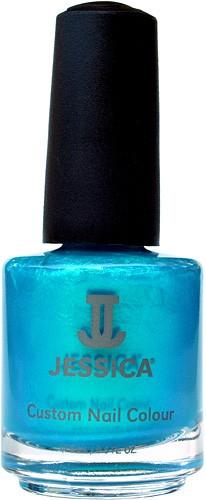 Jessica Nagellack 541 Out all Night, Blau, 14,8ml J-UPC541