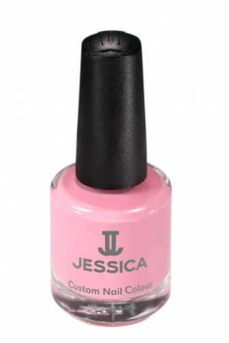 Jessica Nagellack 777 Farbe Party Pink, zartrosa, Custom Nail Colour, 14,8ml