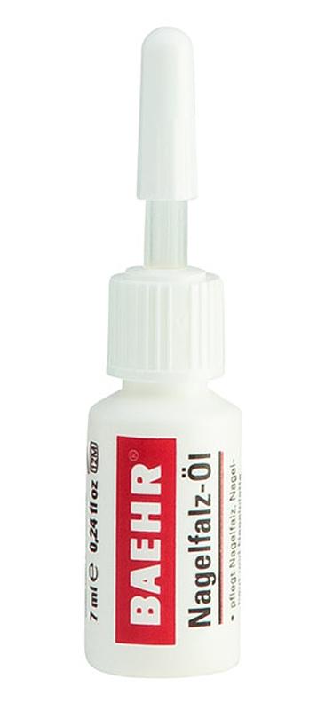 PediBaehr Nagelfalz-Öl für Nagelfalz, Nagelhaut und Nagelplatte, eingewachsene Fußnägel, Nagelpflege, Pedi-Baehr, 7ml