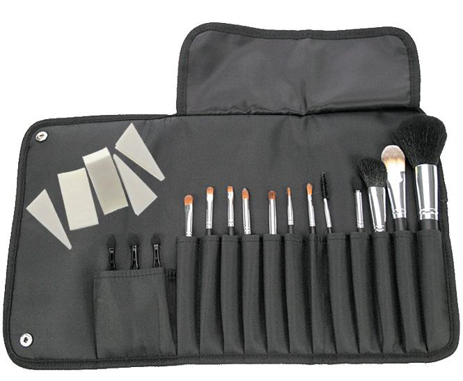 Kosmetikexpertinde 12 Kosmetik Pinsel Profi Kosmetikpinsel Set