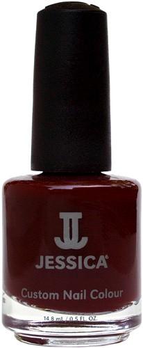 Jessica Nagellack 234 Confident Coral, Rotbraun Dunkel, 14,8 ml J-UPC234