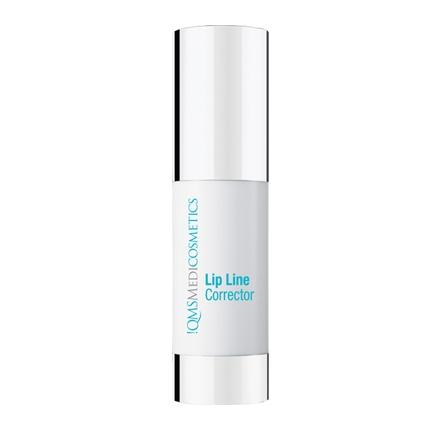QMS Lip Line Correktor, bei Lippenfalten, Plisseefältchen Oberlippenpflege mit Hyaluron,15ml