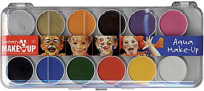 C. KREUL Fantasy Schminkkasten für Kinder Kinderschminke,