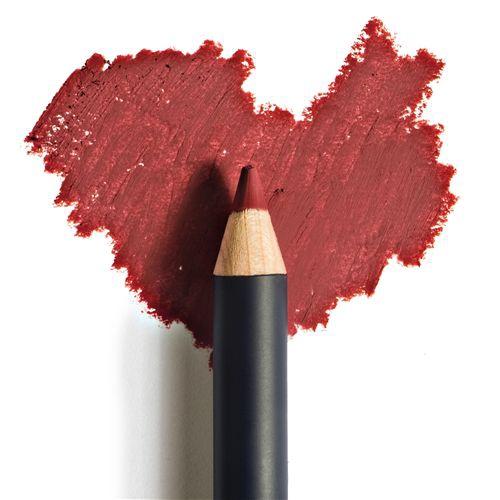 Lip Pencils Crimson, Karminrot Lippenkonturenstift, Lippenstift, jane iredale