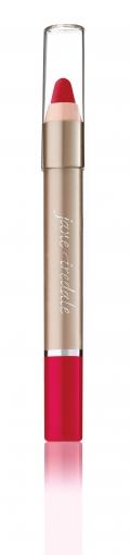 jane iredale - Lip Crayon - Hot, cremiges Pink-Rot, 2-in-1 Lippenstift und Lipliner 2,8g 16070