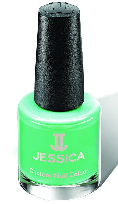 Jessica Nagellack 792, Farbe Grün, Dynamite Teal mintgrün, 14,8ml