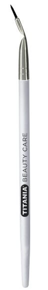 Titania Eyeliner Brush m. Spitze, Lidstrich, Nylonhaare Lidstrichpinsel, dünn 2919