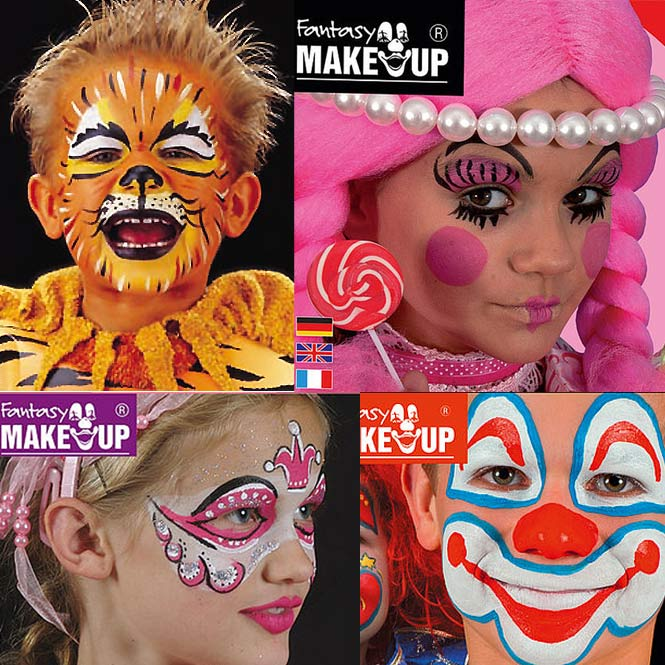 C. KREUL Fantasy Schminkfarbenset für Kinder Kinderschminke,