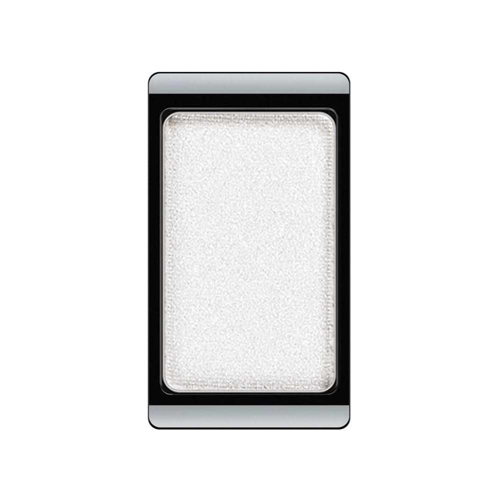 Lidschatten, 10, pearly white, perlweiss Perllidschatten, Artdeco ad30-10