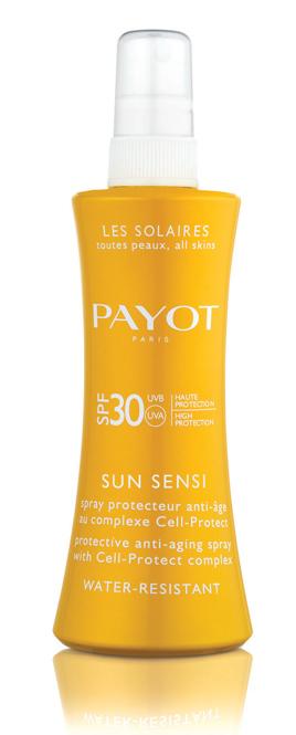 PAYOT Sun Sensi, SPF30 Corps Sonnenmilch, Sonnencreme, wasserfest, 125ml