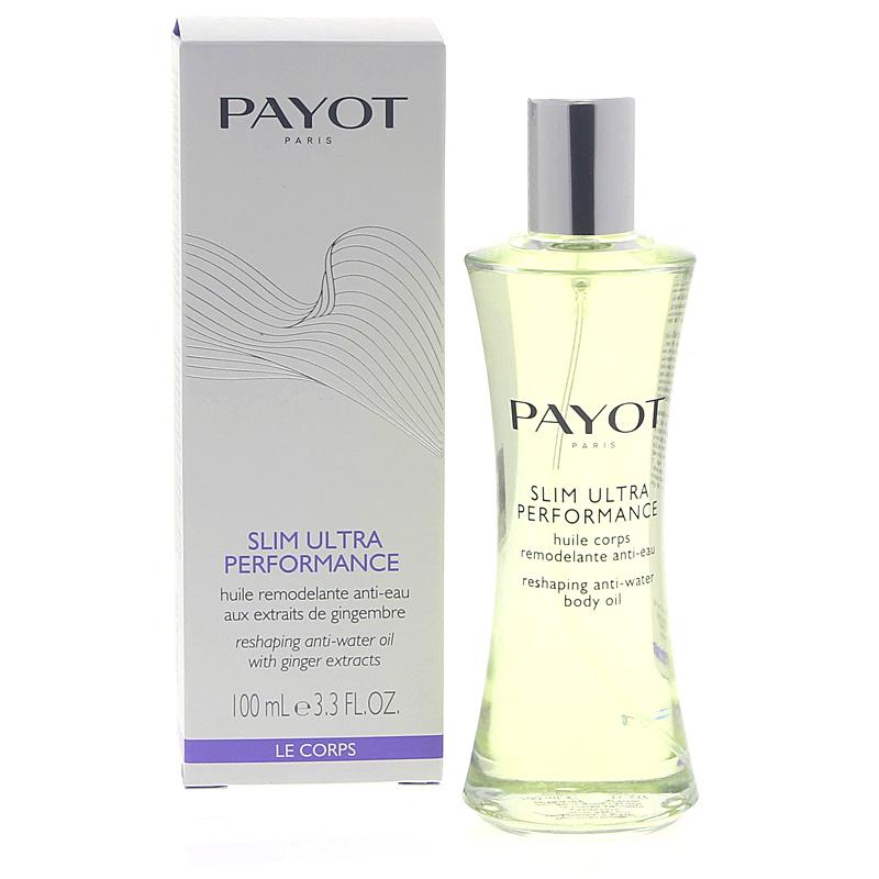 PAYOT Slim Ultra Perfomance, Pflege gegen Wassereinlagerungen, Creme die entgiftet und entwässert, Le Corps, 100ml