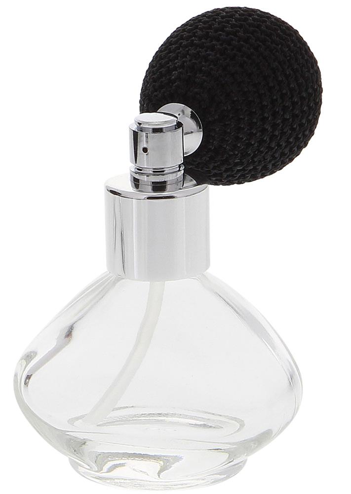 Zerstäuber für Parfüm, Flacon mit Ball-Pumpe Kosmetex Pumpzerstäuber, 15ml 4656N81