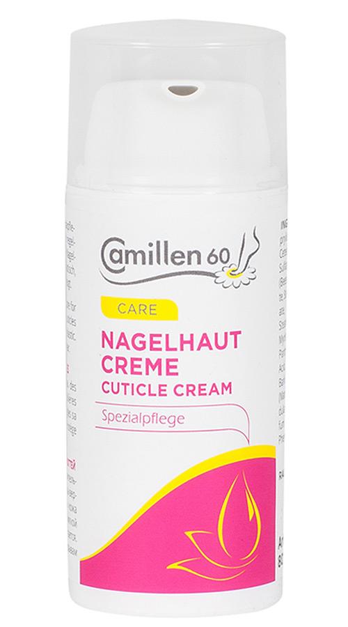 Nagelhaut Creme Camillen 60, Pflege für die Nagelhaut, für empfindliche Nagelhaut, 30 ml 8074