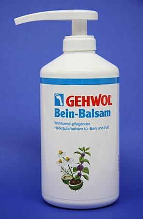 GEHWOL Bein Balsam, pflegende Fußcreme Fusspflegecreme mit Kamille