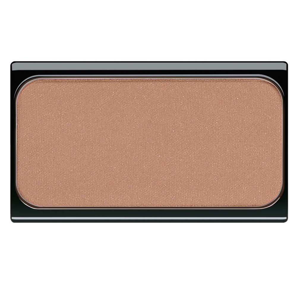 Blusher, 02, deep brown orange, orangebraun Puderrouge, Wangenrouge, Artdeco ad330-02