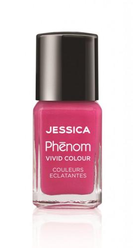 Jessica Phenom Colour 020 Barbie Pink, Nagellack \