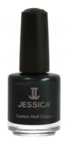 Jessica Nagellack 689 Vampy Vixen, Metallic Dunkelgrün, 14,8ml J-UPC689