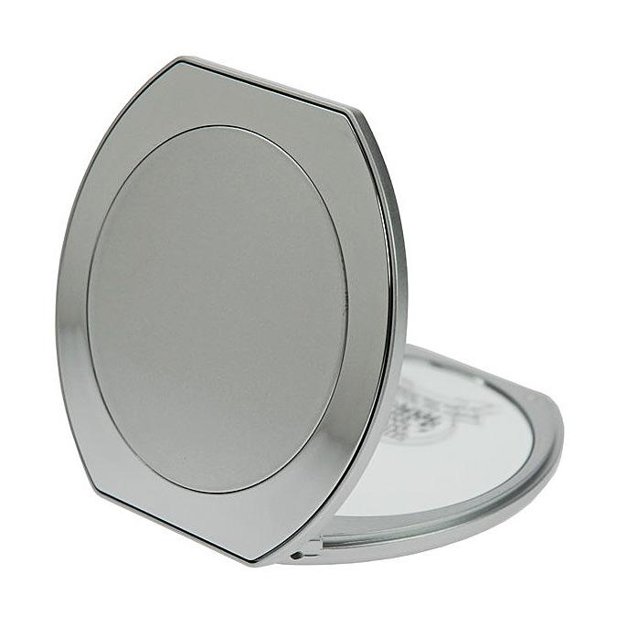 taschen spiegel silber mit 10 fach. Black Bedroom Furniture Sets. Home Design Ideas